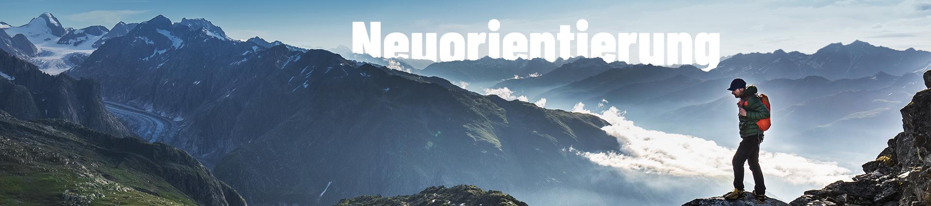 Neuorientierung - Nehmen Sie sich jetzt Zeit