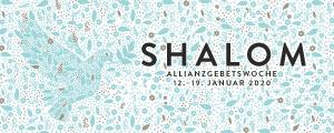 Shalom Allianzgebetswoche | Mobile Vertical