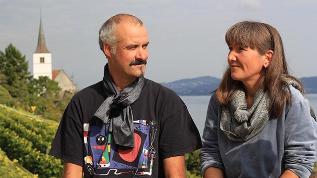 Matthias und Christiane Grimm | (c) ERF Medien