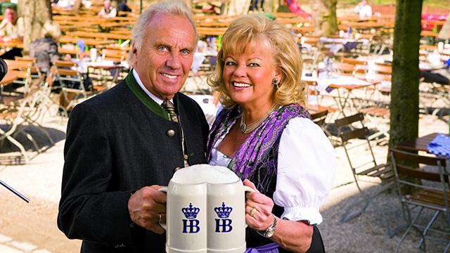 Günter und Margot Steinberg