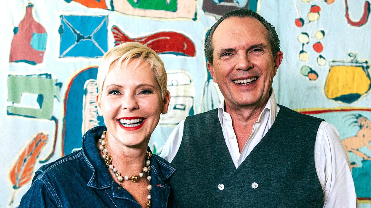 Brigitte und Reto Roffler