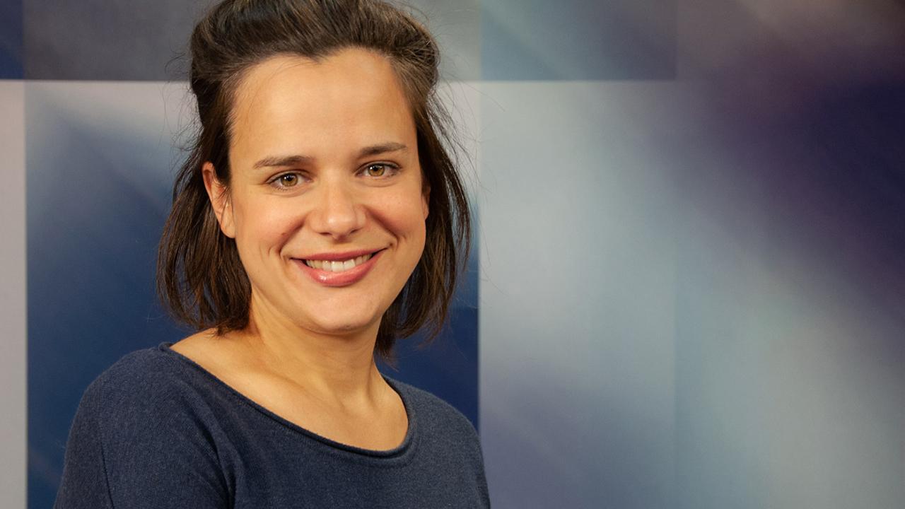 Ruth Stutz | (c) ERF Medien