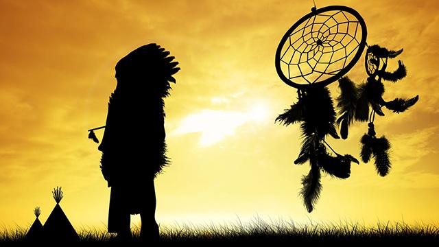 Nordamerikanische Indianer