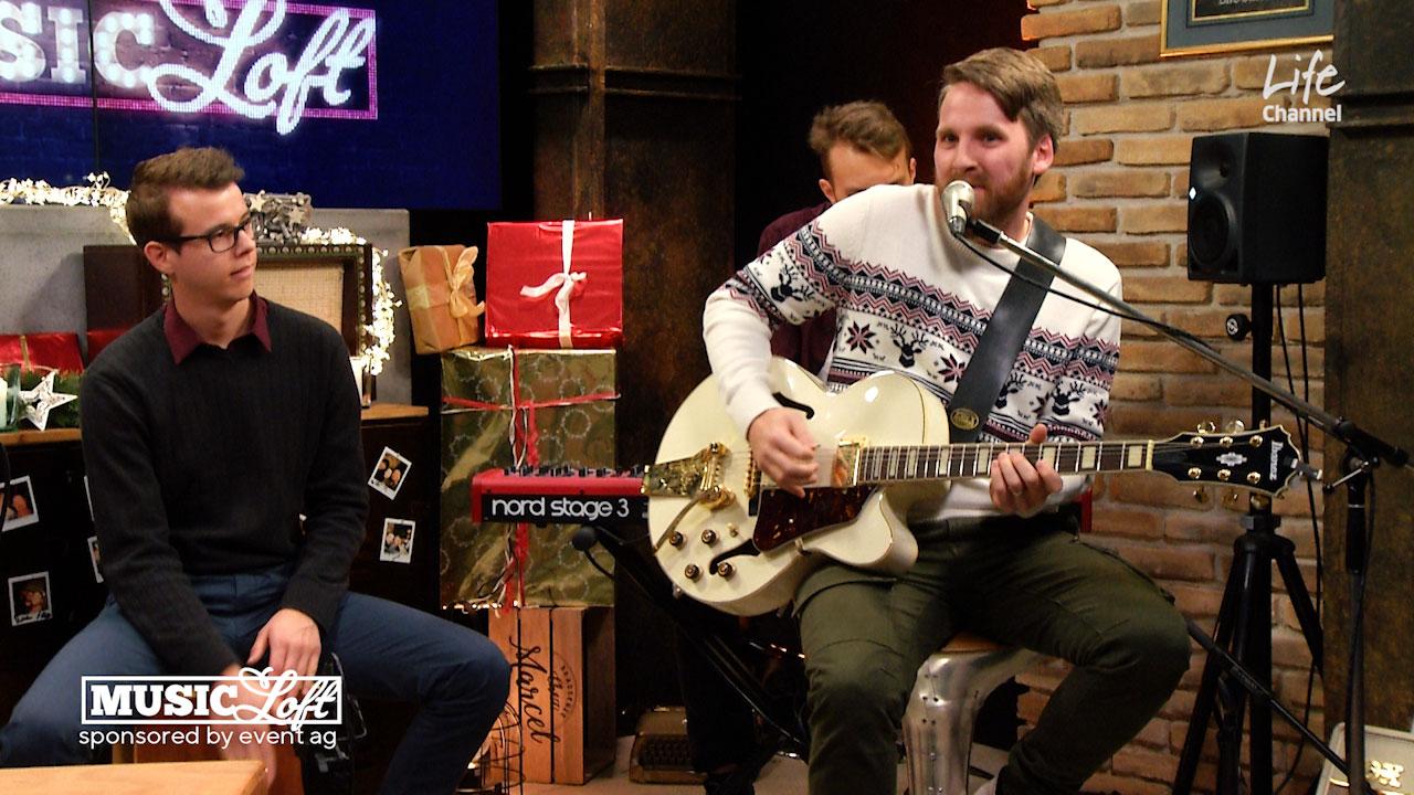 Music Loft - Zeltner Weihnacht | (c) ERF Medien
