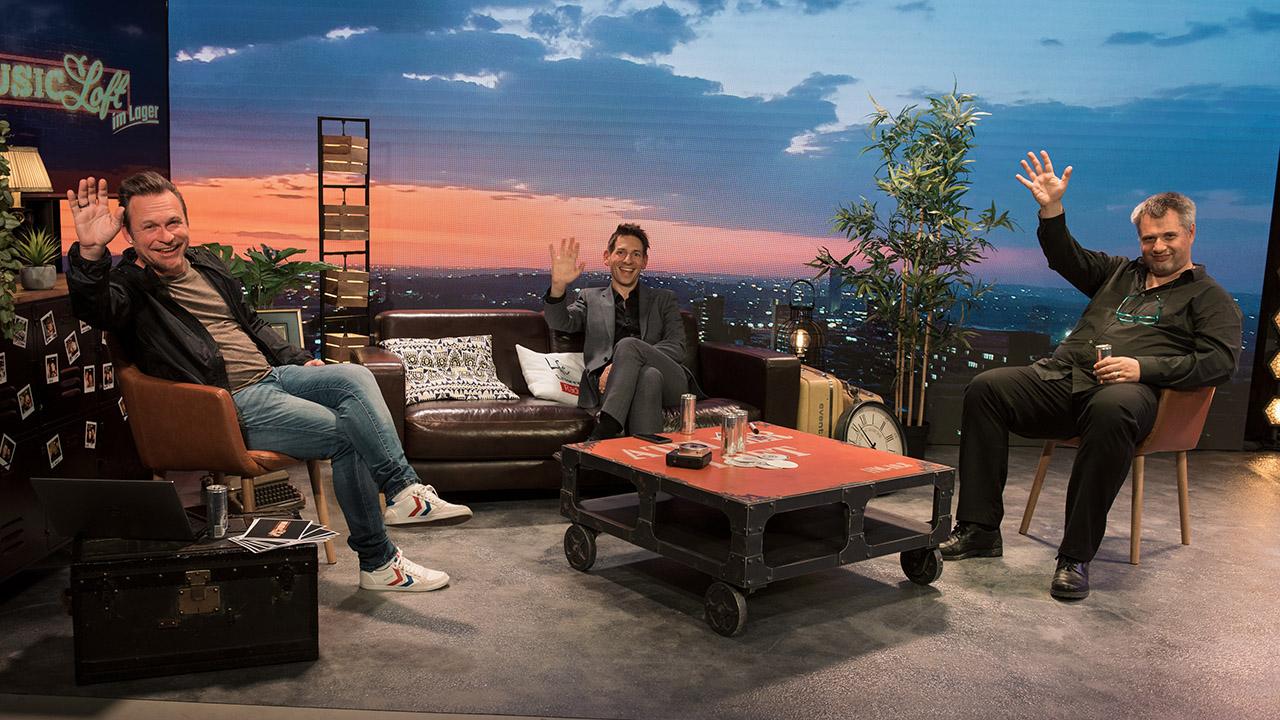 Vlada im Music Loft Interview | (c) Life Channel