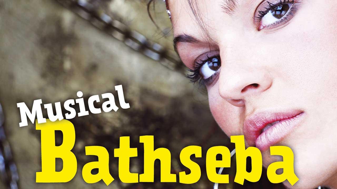 Titelbild des Musicals «Bathseba» von Adonia