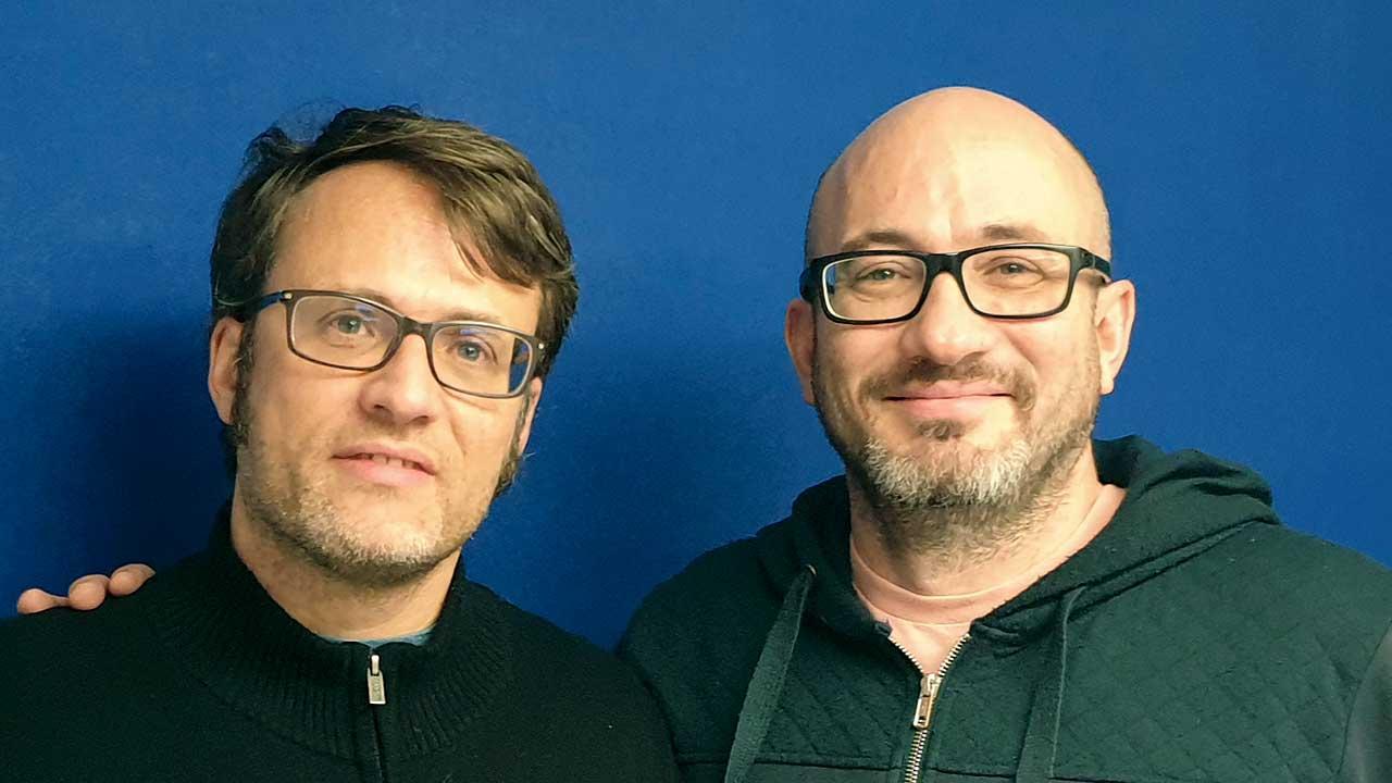 Peti und Paul Bruderer | (c) ERF Medien