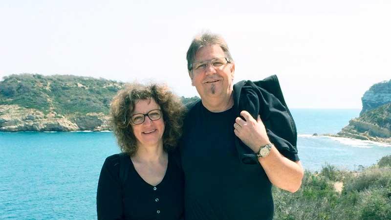 Christa und Markus Frei
