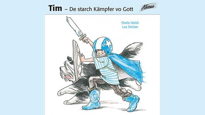 Hörspiel «Tim, de starch Kämpfer vo Gott»