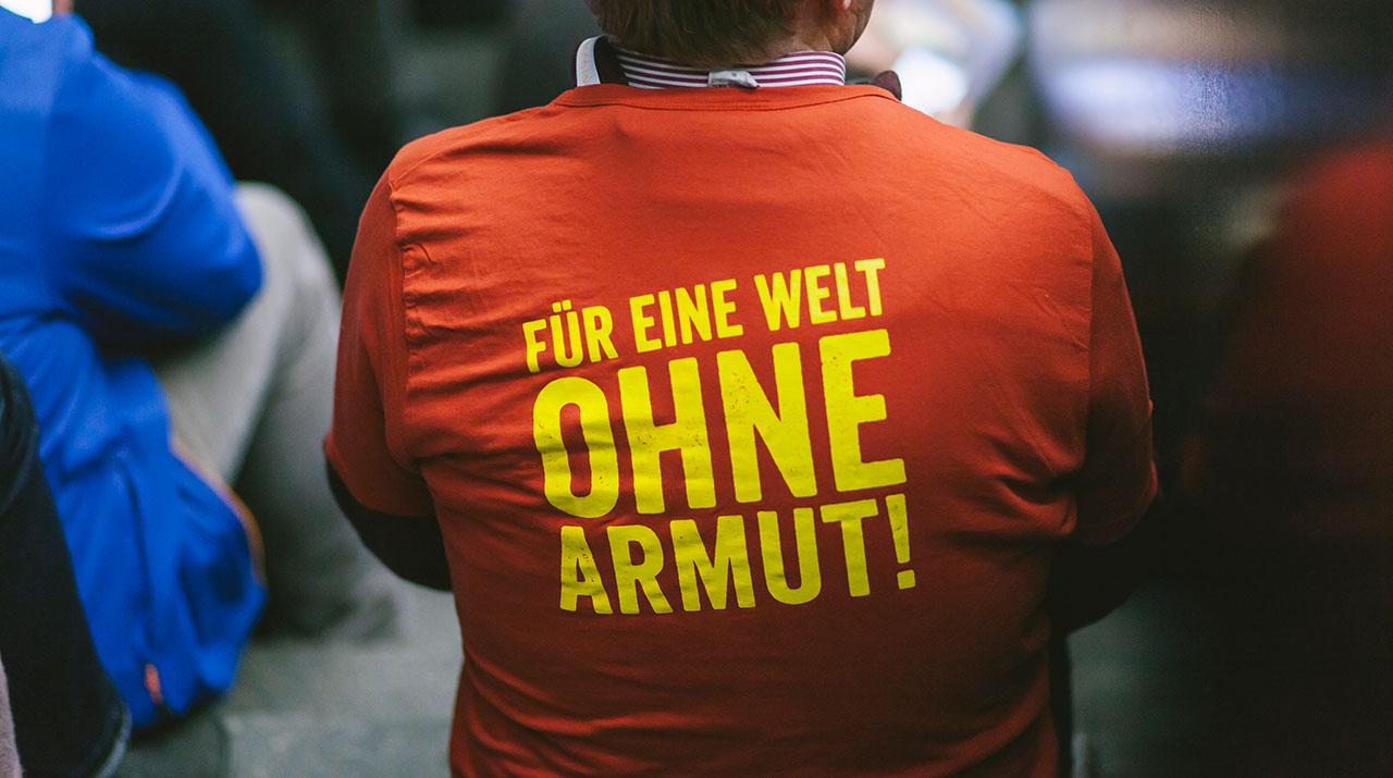 Konferenz Stop Armut | (c) Knut Burmeister