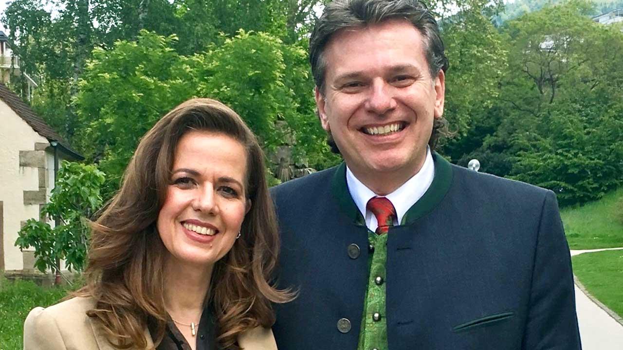 Susanne und Klaus Merg