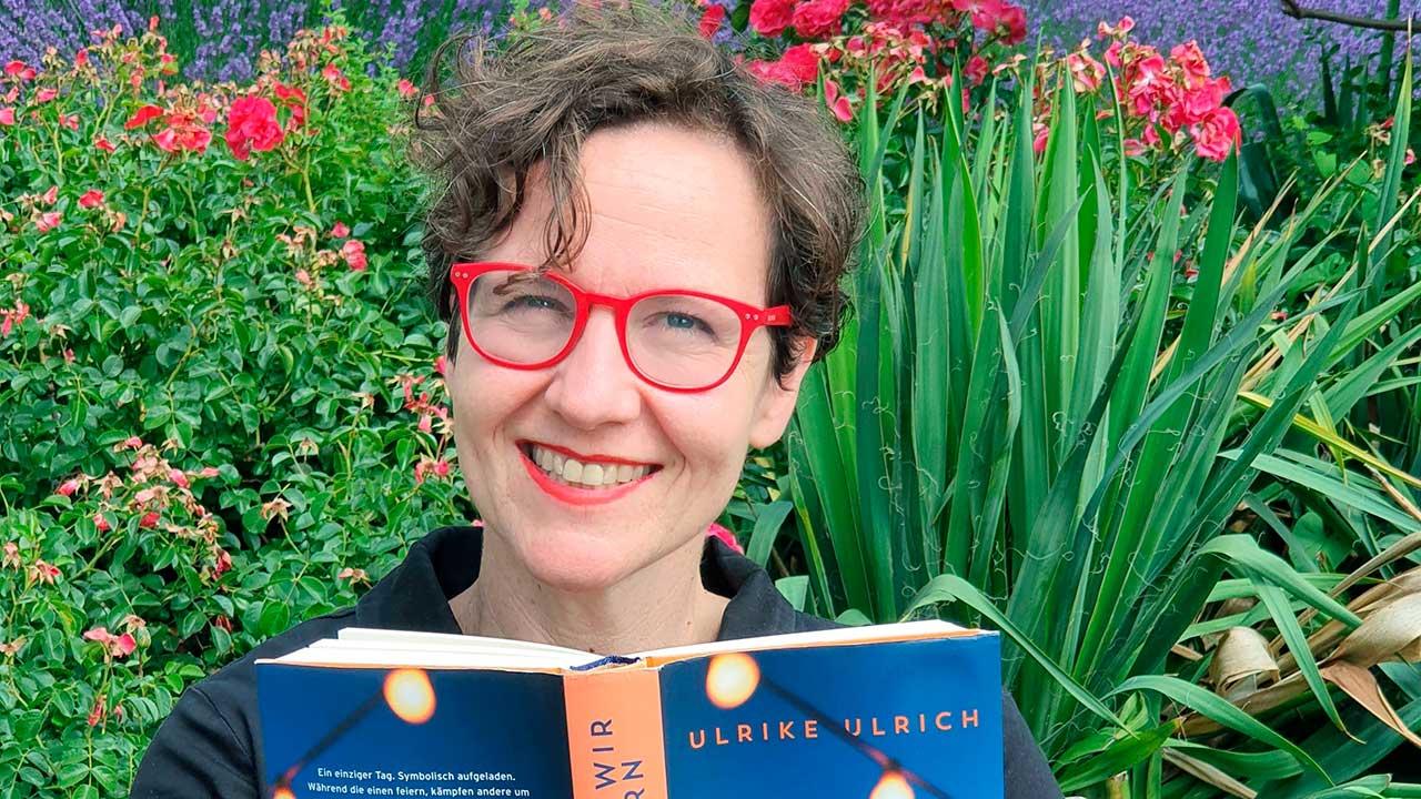 Autorin Ulrike Ulrich im Rahmen der Aktion «Zürich liest ein Buch» | (c) Werner Rohner