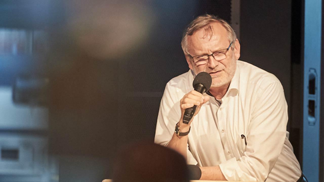 Pfarrer Christoph Sigrist | (c) Anja Wurm