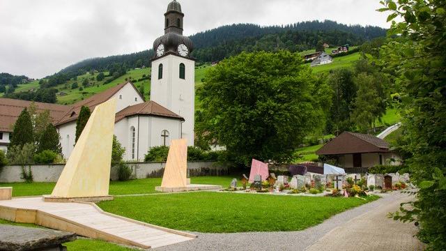 Ausstellung Alt St. Johann