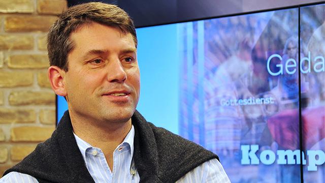 Dr. Gottfried Locher, SEK Präsident