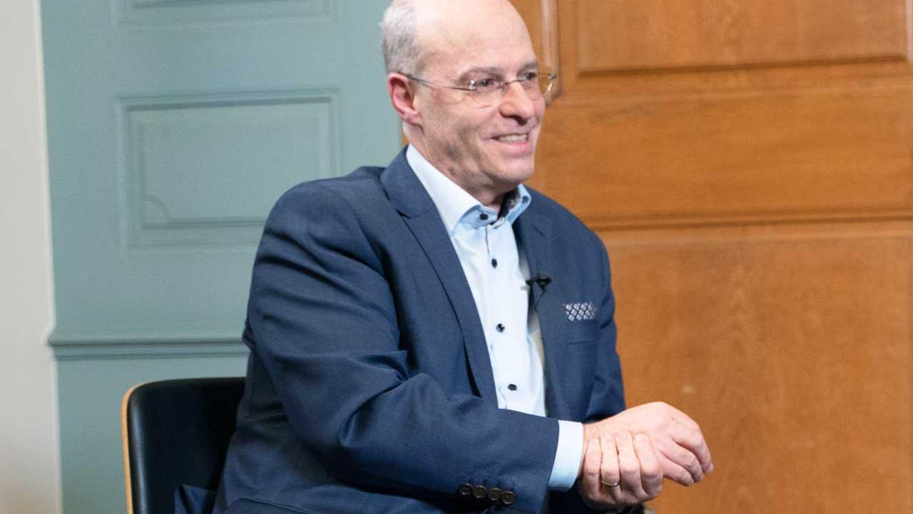 Werner Kübler, Direktor des Unispitals Basel