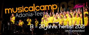 Adonia   Teens Camp   Mobile Vertical