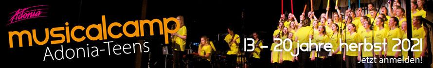 Adonia | Teenscamp | Leaderboard