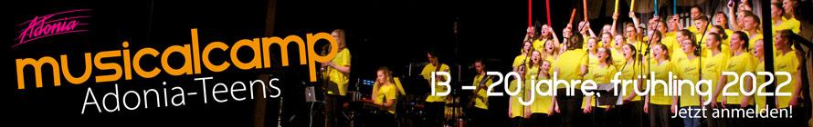 Adonia | Musical Camp Teens | Leaderboard