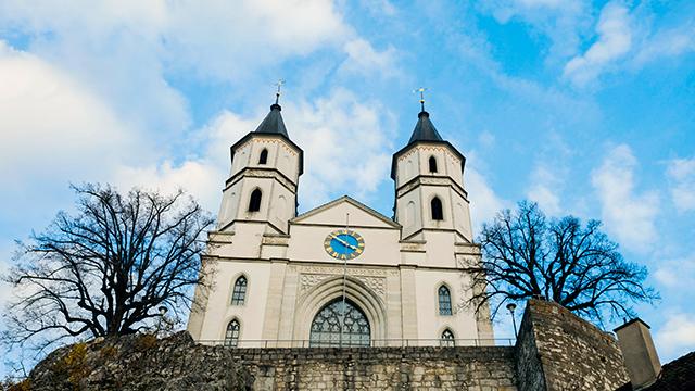 Reformierte Stadtkirche Aarburg | (c) 123rf