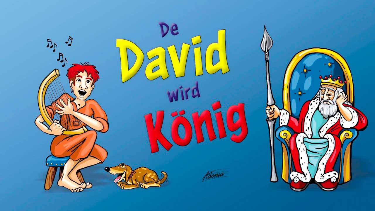 Adonia-Musical «De David wird König»