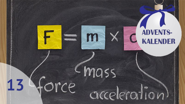 Physikalische Formel (c) 123rf