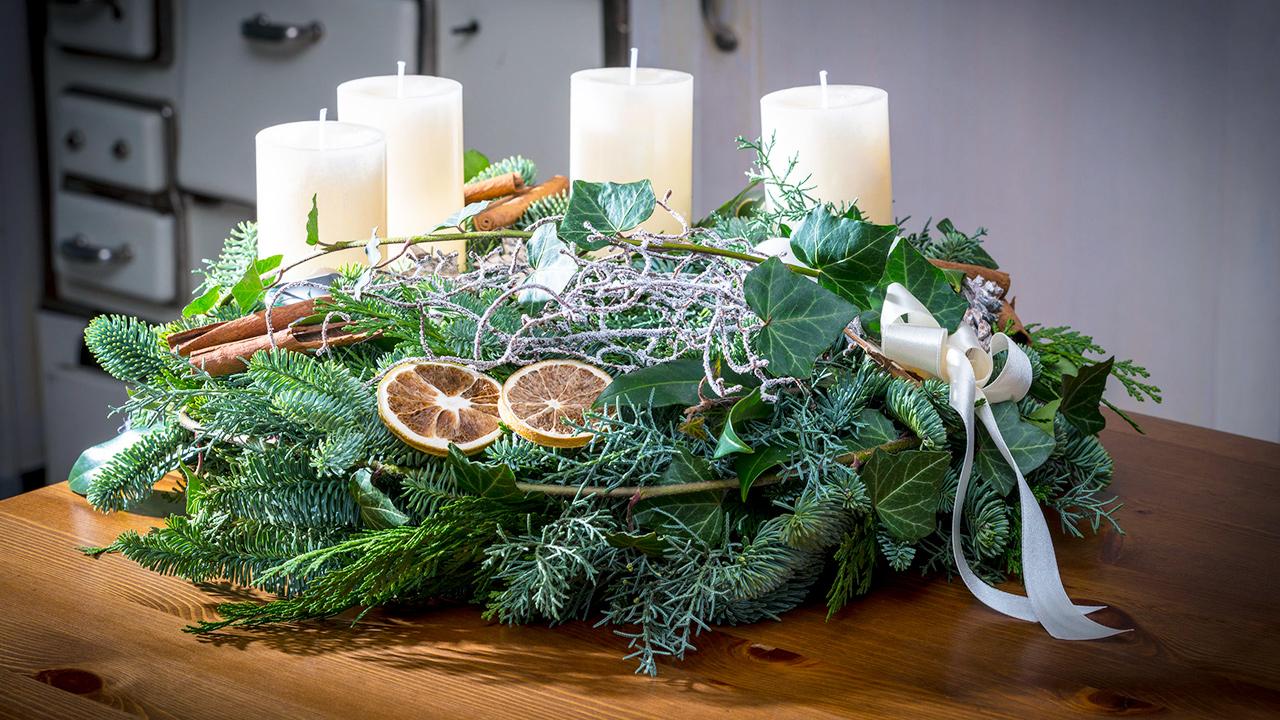 Bereit zum Warten auf den Advent