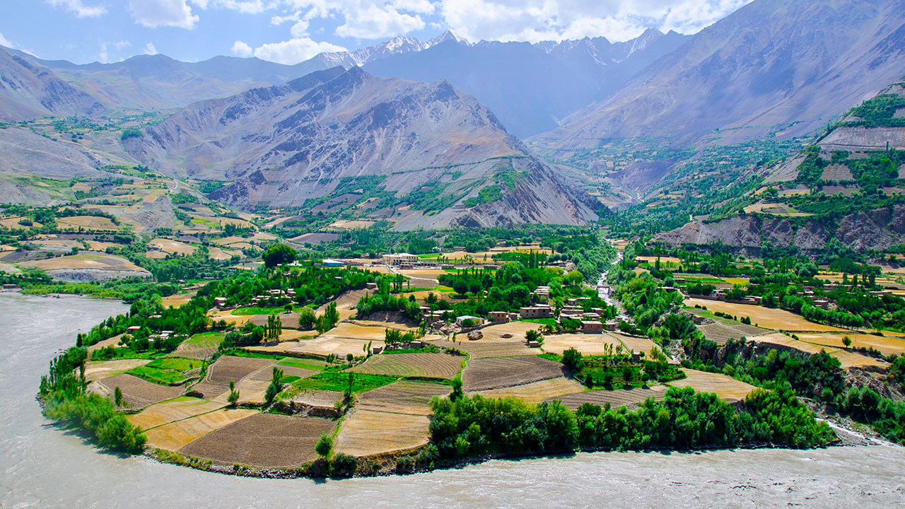 Afghanistan Pamirgebirge
