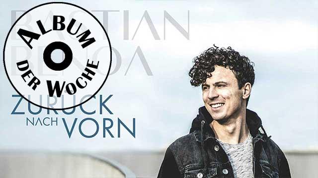 Album «Zurück nach vorn» von Bastian Benoa