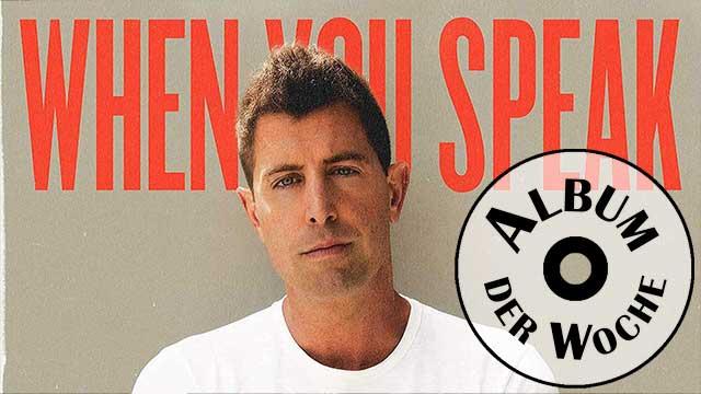 Album «When You Speak» von Jeremy Camp