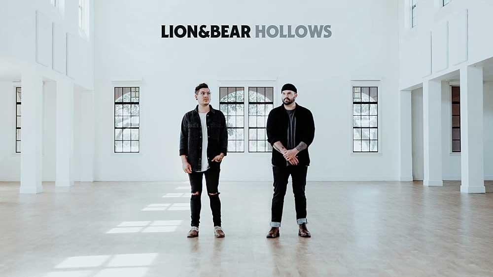 Album Hollows von «Lion & Bear»