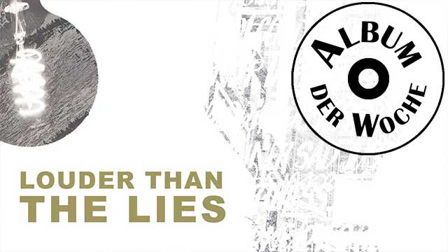 Album «Louder Than The Lies» von Joel Vaughn