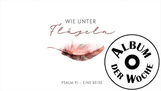 Cover des Albums «Wie unter Flügeln»