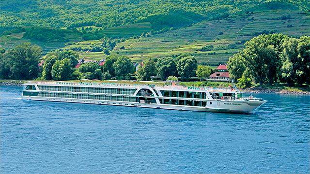 5-Sterne-Schiff «Amadeus Brilliant»