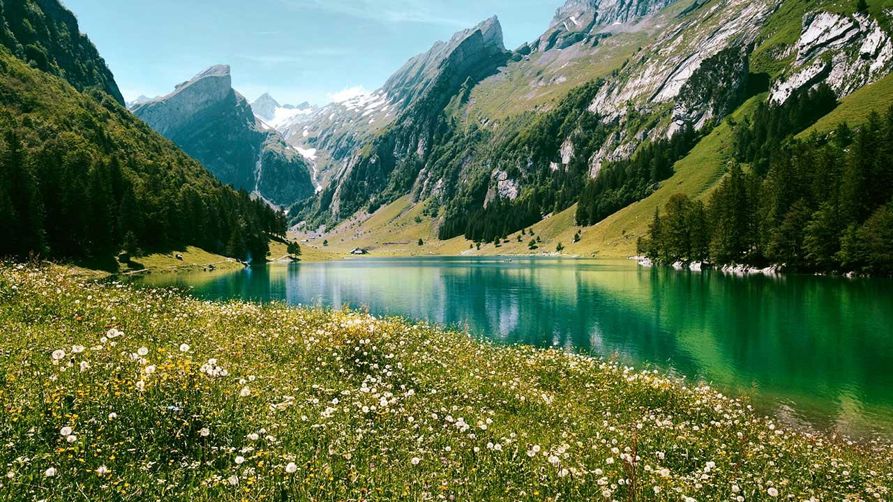 Seealpsee, Appenzell Innerrhoden