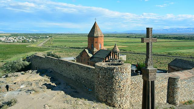 Kloster Chor Virap (c) 123rf