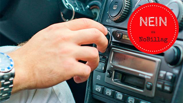Radiohören im Auto