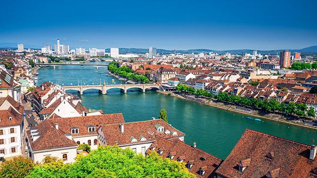 Ort der GEKE-Vollversammlung: Basel