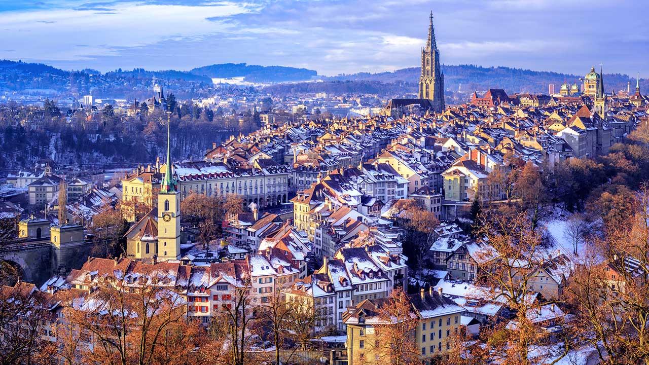 Berner Altstadt im Winter | (c) 123rf