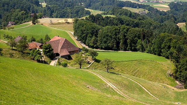 Bauernhof im Emmental (c) 123rf