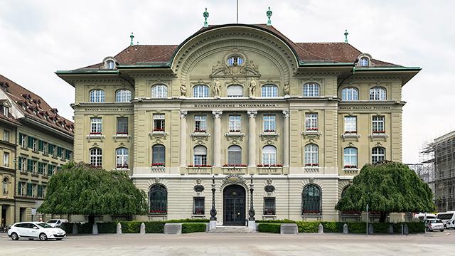 Schweizerische Nationalbank in Bern