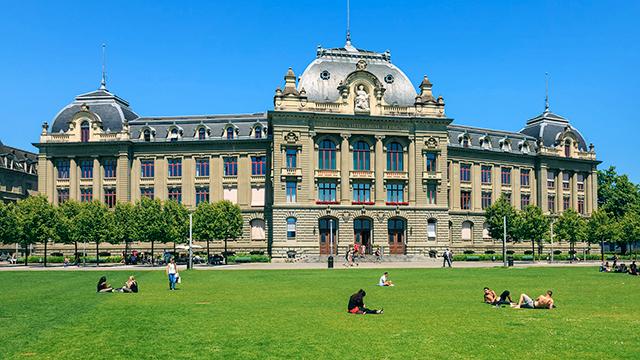 Hauptgebäude der Universität Bern