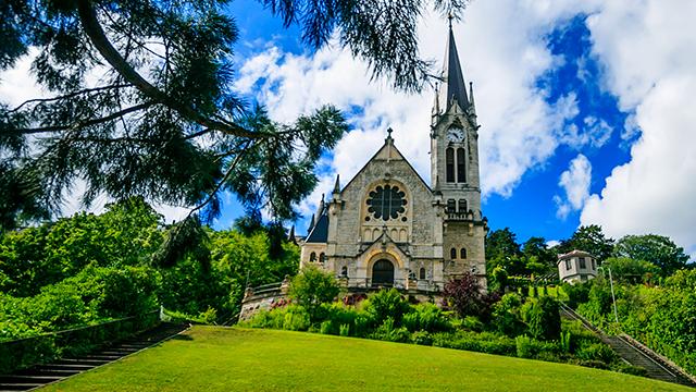 Reformierte Kirche Pasquart in Biel