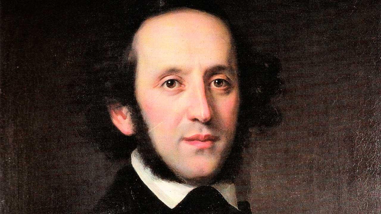 Gemälde von Felix Mendelssohn Bartholdy | (c) Wikipedia