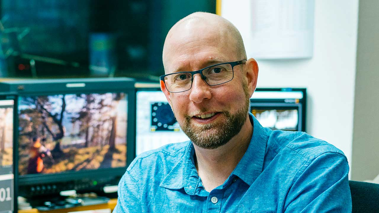 FENSTER ZUM SONNTAG-Chefredaktor Mike Bischoff