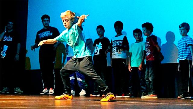 Tänzer von boyzaround