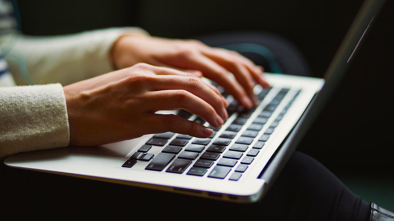 Blogging ist meine Welt