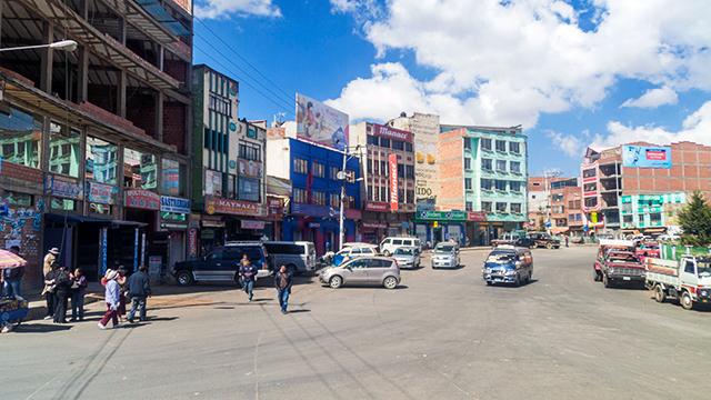 El Alto, Bolivien