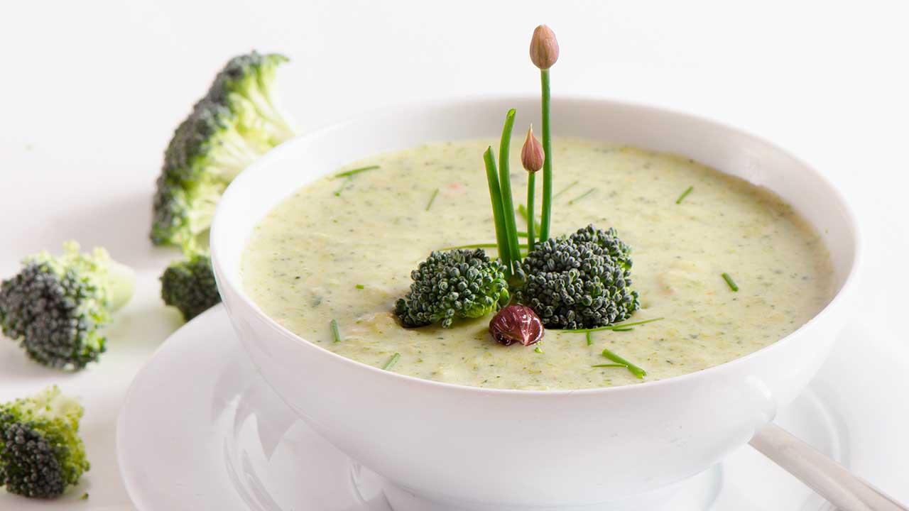 Broccolicremesuppe | (c) 123rf
