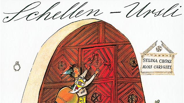 Titelseite von «Schellen-Ursli»
